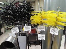 Инструменты для прочистки труб - Щётка для чистки дымохода, 0