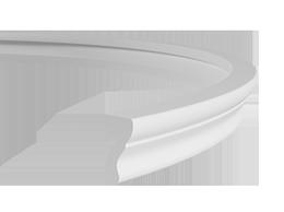 Лепнина - Молдинг гибкий из полиуретана 1.51.346 Европласт…, 0