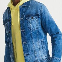 Куртки - Новая Джинсовая Куртка Варёнка Классика, 0