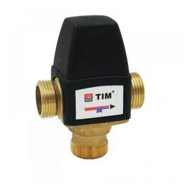 """Комплектующие для радиаторов и теплых полов - Термостатический клапан для теплого пола 3/4"""" TIM, 0"""