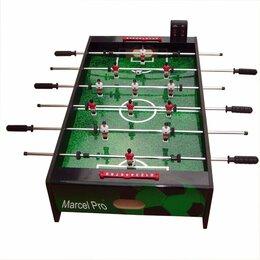 Игровые столы - Игровой стол DFC Marcel Pro футбол, 0