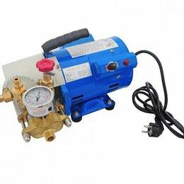 Насосы и комплектующие - TOR Опрессовочный насос электрический TOR HHB-60, 6 Мпа, 0