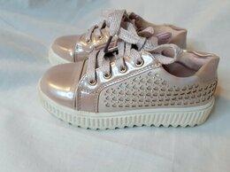 Ботинки - Ботинки детские для девочки, р.27, 0