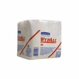 Тряпки, щетки, губки - Протирочные салфетки KIMBERLY-CLARK WypAll Х80…, 0