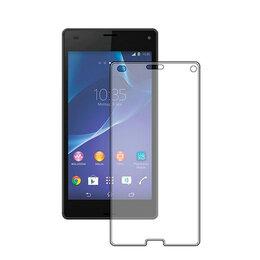 Защитные пленки и стекла - Защитное стекло для Sony Xperia XZ2 compact…, 0