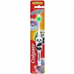 Гигиена полости рта - Щетка зубная Колгейт Для Детей 2+ супермягкая, 0