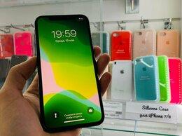 Мобильные телефоны - Apple iPhone XS 64Gb Идеал Ростест Магазин Чек, 0