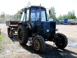 Спецтехника и навесное оборудование - Трактор МТЗ - 82, 0