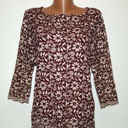 Блузки и кофточки - Блуза ¾ «M&S». Made in Morocco. UK – 18 или 50-52, рост 170 см., 0