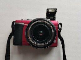Фотоаппараты - Фотоаппарат Olympus pen E-Pl1, 0
