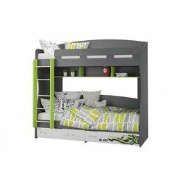 Кроватки - Двухъярусная Кровать Граффити, 0