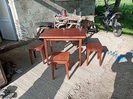 Мебель для кухни - кухонный столик с табуретками, 0