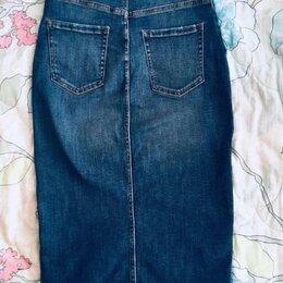 Юбки - Джинсовая юбка Zara , 0
