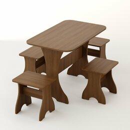 Мебель для кухни - обеденная группа стол стул , 0
