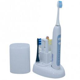 Электрические зубные щетки - Ультразвуковая электрическая зубная щетка Donfeel HSD-017, 0