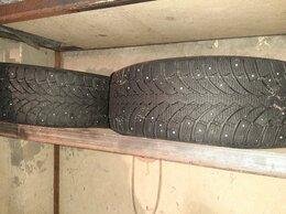 Шины, диски и комплектующие - Зимние шипованные шины Pirelli Formula Ice 215/65, 0