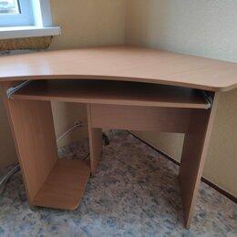 Компьютерные и письменные столы - Компьютерный стол угловой, 0