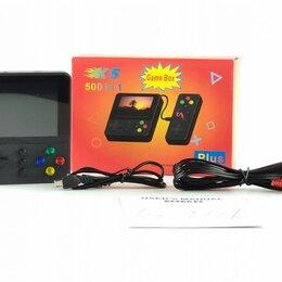 Игровые приставки - Игровая консоль GAME BOX 500in1 PLUS, 0
