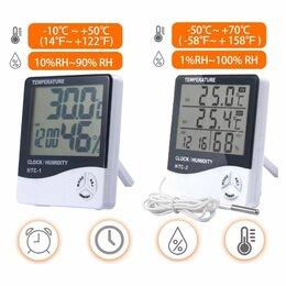 Метеостанции, термометры, барометры - Новая метеостанция HTS-1, HTC-2 - термометр для дома, 0