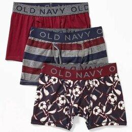 Белье и пляжная одежда - Трусы Old Navy, набор 3в1 р-р 8-9 лет., 0