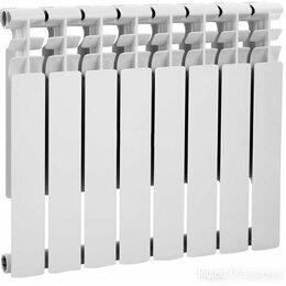 Радиаторы - Радиатор отопления - 8 секций, 0