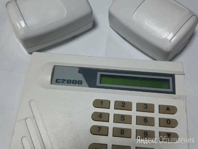 Пульт контpоля и управлeния oхранно-пожaрный С2000 по цене 2500₽ - Системы Умный дом, фото 0