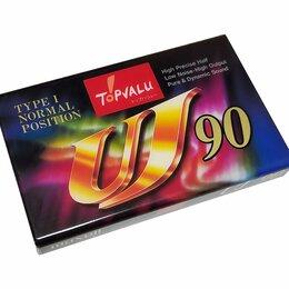 Музыкальные CD и аудиокассеты - Компакт-кассета MAXEII UJ 90 тип I, не вскрытая, 0