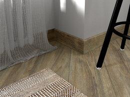 Плинтусы и пороги - Плинтус FineFloor Wood FF-1507/1407 Дуб Карлин, 0