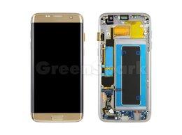 Дисплеи и тачскрины - Дисплей для Samsung G935F Galaxy S7 Edge +…, 0