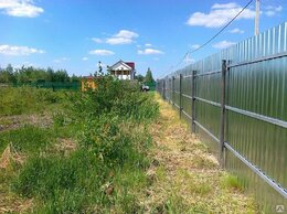 Заборы и ворота - Столбы металлические для заборов Суворов, 0