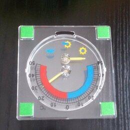 Метеостанции, термометры, барометры - Термометр на липучках новый, 0