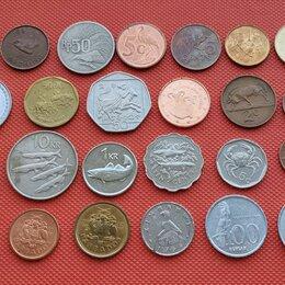 Монеты - Набор монет Фауна 25 шт, 0
