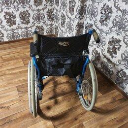 Устройства, приборы и аксессуары для здоровья - Лайт преодоление коляска инвалидная, 0