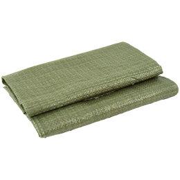 Мешки для мусора - Мешок полипропиленовый 55*95см, зеленый, 1000шт, в пластах (ПОД ЗАКАЗ), 0