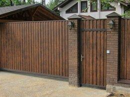 Заборы и ворота - Ворота. Калитки. Автоматика, 0