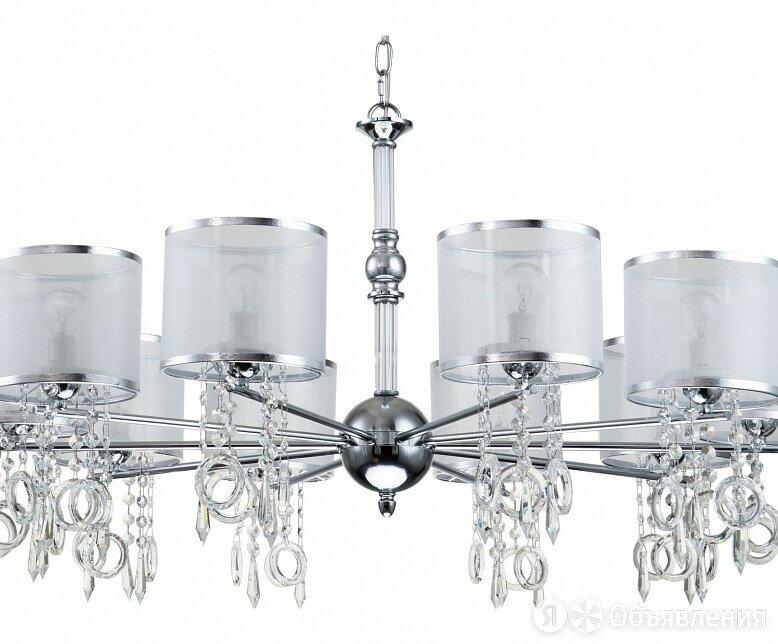 Подвесная люстра Favourite Ventus 2869-10P по цене 37620₽ - Люстры и потолочные светильники, фото 0