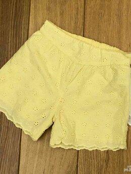 Шорты - Шорты Mothercare желтые Ришелье на 2 года, 0