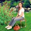 Скамейка перевёртыш садовая Nika до 100 кг складная для прополки по цене 1590₽ - Скамейки, фото 8