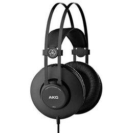 Наушники и Bluetooth-гарнитуры - AKG K52 наушники закрытые 18-20000Гц, 32 Ома, 0
