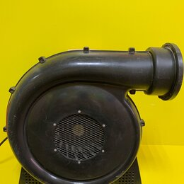 Надувные комплексы и батуты - Вентилятор для батута 1 кВт , 0