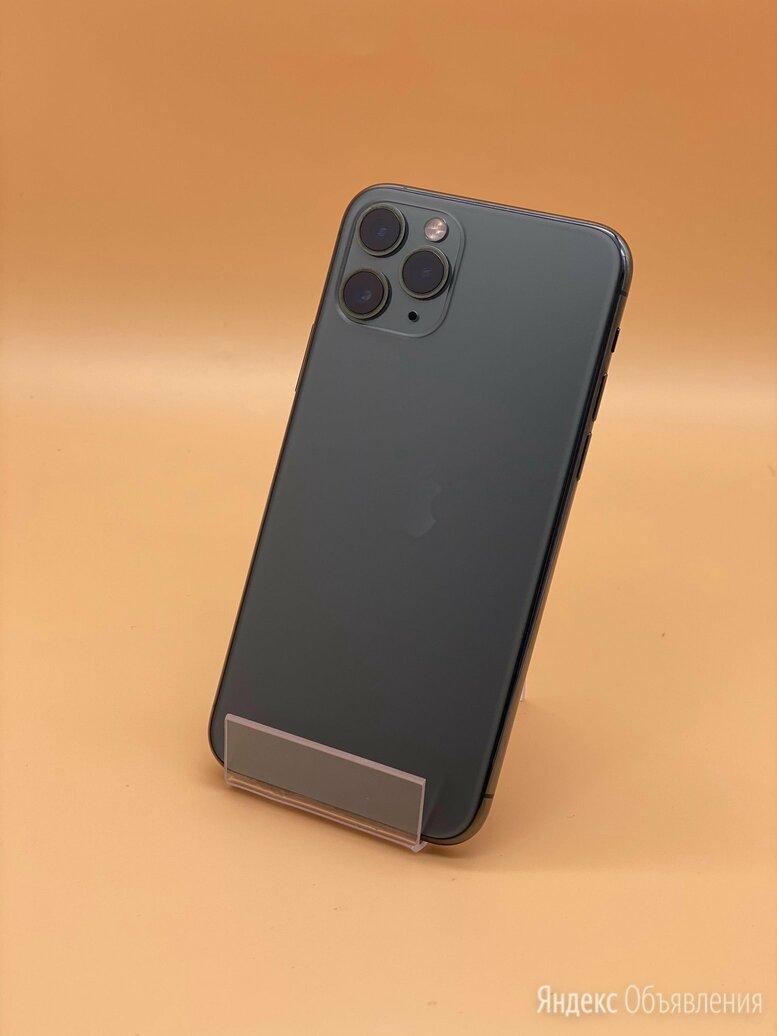 iPhone 11 pro Green 256 Gb Невосстановленный по цене 60990₽ - Мобильные телефоны, фото 0