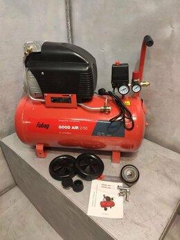 Воздушные компрессоры - Компрессор Fubag CoodAir 2/50, 0