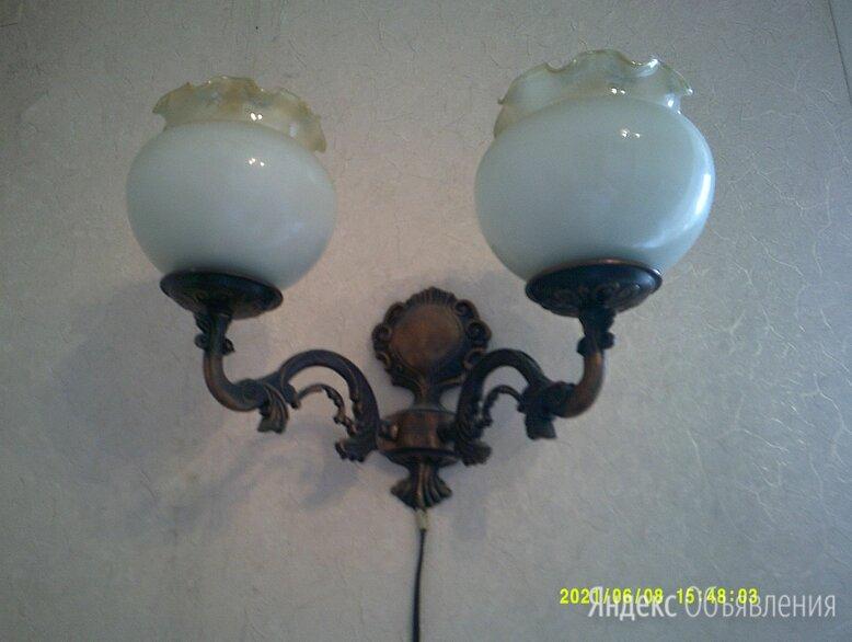 Бра  СССР-антиквариат по цене 1799₽ - Торшеры и напольные светильники, фото 0