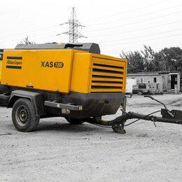 Воздушные компрессоры - Аренда дизельного компрессора Atlas Copco XAS 186 в Ярославле, 0