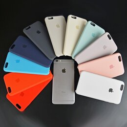 Чехлы - Чехол Silicone Case для iPhone 6/6s, 0