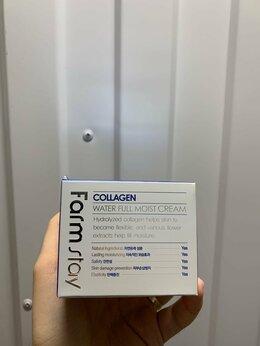Увлажнение и питание - Увлажняющий крем с коллагеном FarmStay Collagen, 0