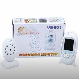 Радио- и видеоняни - Видеоняня Video baby monitor VB601, 0