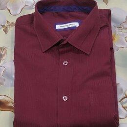 Рубашки - Рубашка Grossir Classic офисная размер 52, 0