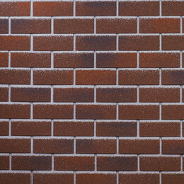 Облицовочный камень - Фасадная плитка Hauberk Баварский Кирпич 1000х250х3мм 2м2/уп, 0