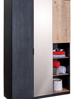 Шкафы, стенки, гарнитуры - Шкаф платяной Cilek Black 20.58.1002.00, 0
